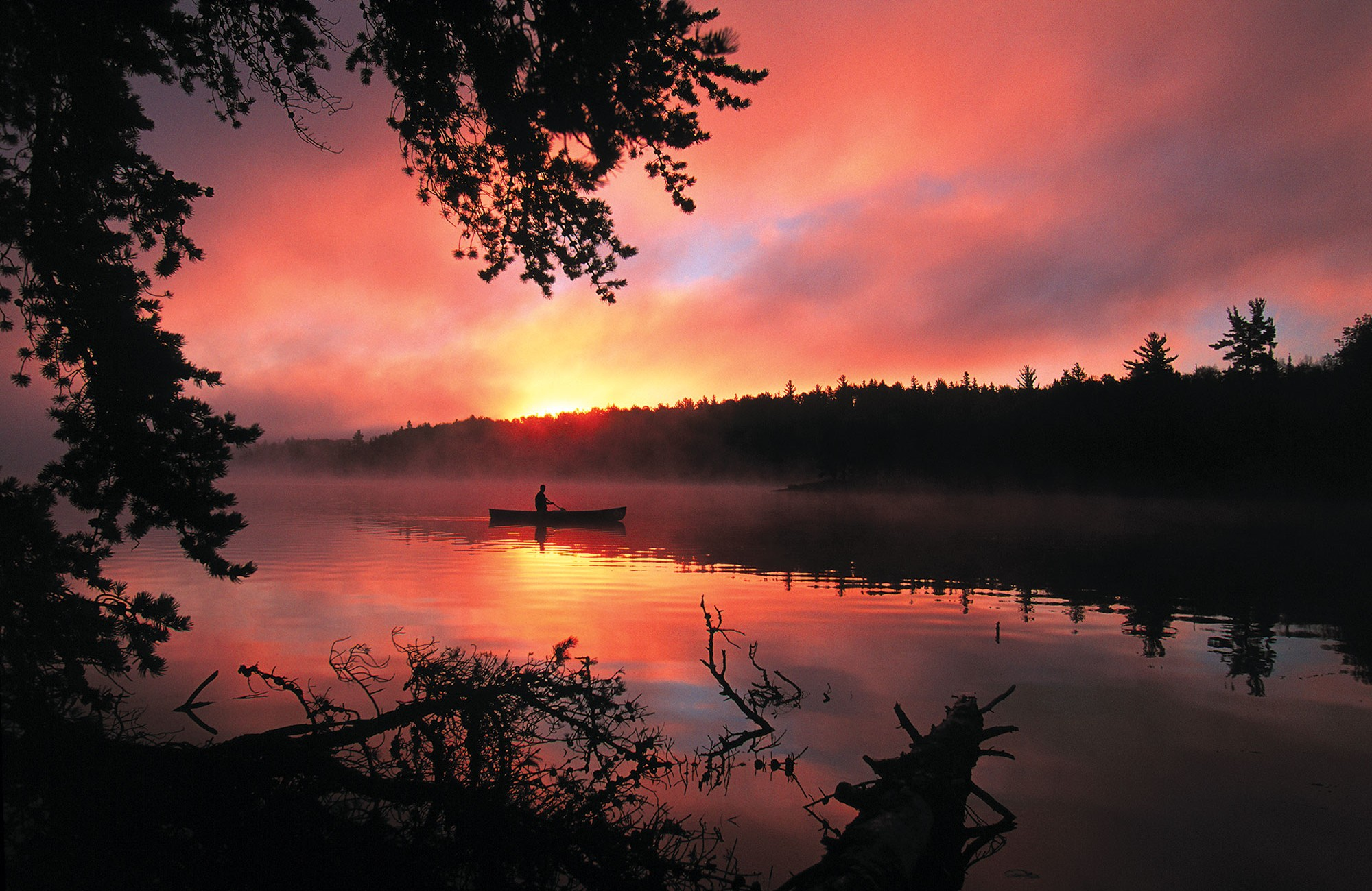 Boundary Waters Canoe Outfitters: Canadian Waters